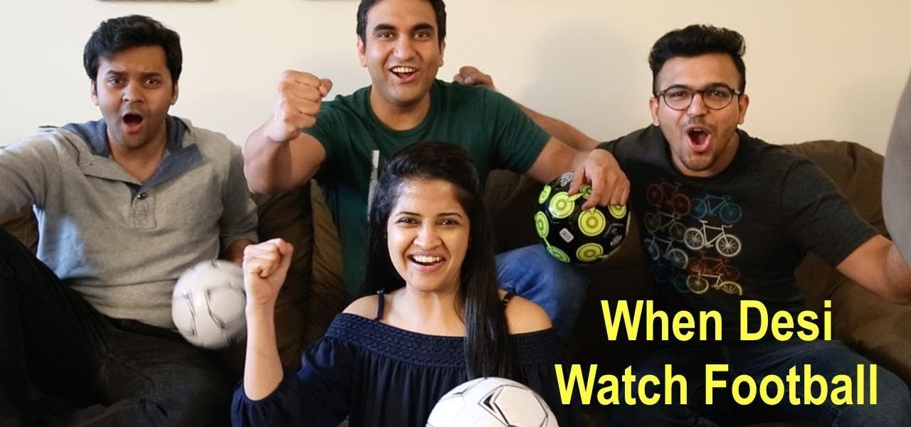 When Desi Watched FIFA World Cup By Lalit Shokeen Films