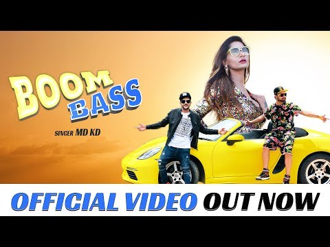 Boom Bass (Official Video) | MD KD | Desi Rock | Latest Music Video 2018