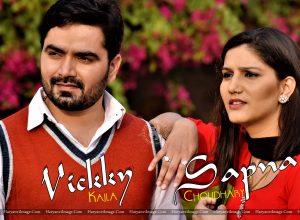 Viccky Kajla & Sapna Choudhary